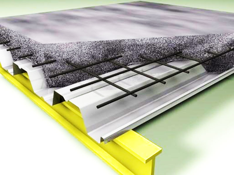 Acanaladora Lámina Losacero (Steel Deck) | Roladoras MX